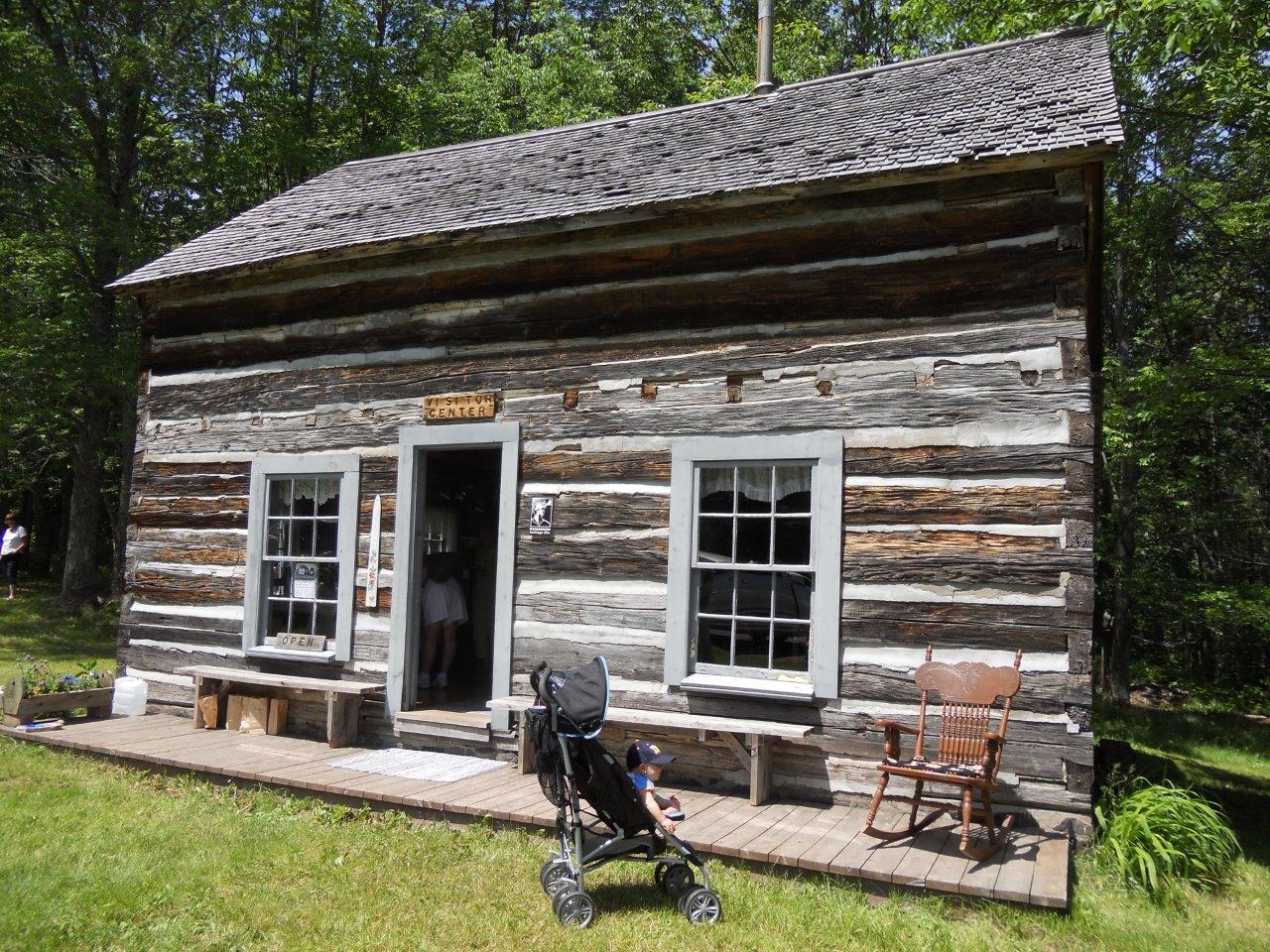 Old Victoria Cabin