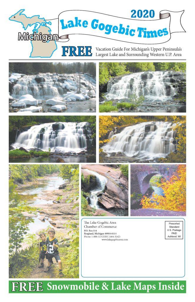 Lake Gogebic Visitors' Guide 2020
