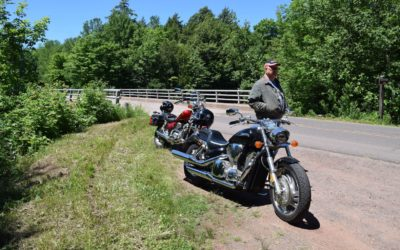 Motorcycling in the UP